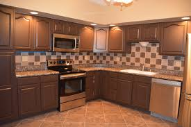 how to refinish cabinets with paint forget cabinet refacing refinish you kitchen cabinets grants