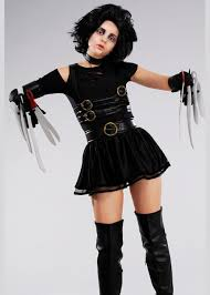 edward scissorhands costume miss edward scissorhands costume