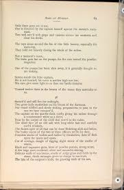 The Blind Boy Poem Summary Song Of Myself Leaves Of Grass 1891 92 The Walt Whitman