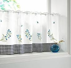 Designer Kitchen Curtains The Right Kitchen Curtains U2013 18 Designs For A Cozy Interior