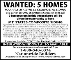 Colorado Home Builders by Wanted 5 Homes Nationwide Builders Colorado Springs Co