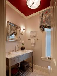 bathroom powder room ideas half bathroom or powder room hgtv
