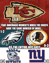 Giants Cowboys Meme - nfl memes on twitter the chiefs are better than the nfc east