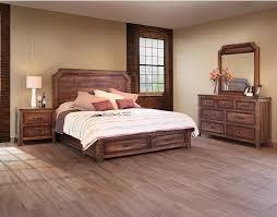 bedroom furniture direct international furniture direct regal rustic king bedroom group