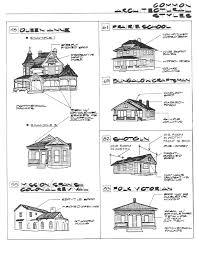 styles of houses names house style