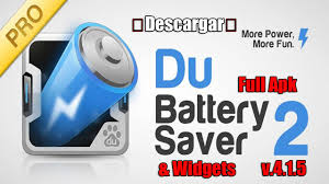 du battery apk descargar du battery saver pro widgets v 4 1 5 apk
