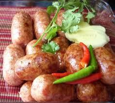recett de cuisine bloggang com pumorg ไส กรอกว นเส น cooking