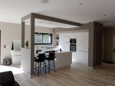 cuisine de 16m2 cuisine en blanc avec plan de travail cuisine