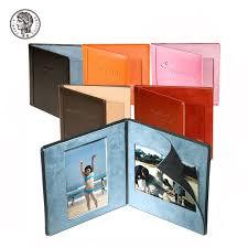 Magnetic Photo Album Leather Photo Album Leather Photo Album Suppliers And