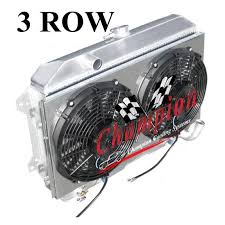 electric radiator fans and shrouds datsun 240z 70 73 aluminum radiator and radiator shroud