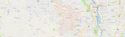 Map Of Beaverton Oregon by Sales Advantage Media Partners Contact Map Beaverton Oregon