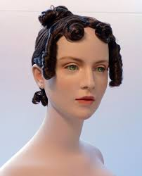 hair style of 1800 the oregon regency society northwest chapter regency ladies tresses