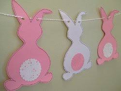 Simple Easter Decorations To Make by 19 Paper Crafts For Easter Allfreeholidaycrafts Com