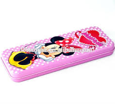 pencil box low cost tin pencil box metal tin pencil view low cost tin