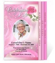 funeral program templates program template funeral and programming
