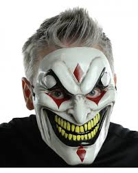 Jester Halloween Costume Evil Jester Horror Mask Halloween Mask Horror Shop