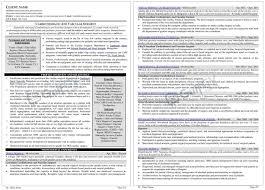 Profile Resume Samples by Niche Profile Resume