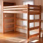 timber loft bed best 25 bunk bed plans ideas on pinterest bunk