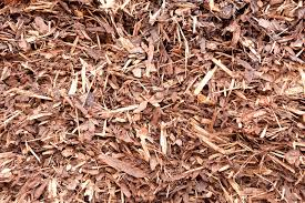 top soil and bark