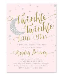 twinkle twinkle little star baby shower or sprinkle