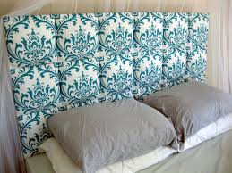 diy fabric headboard cardboard youtube