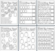 free printable easter teaching resources including easter