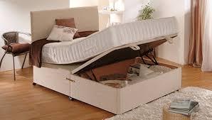 Ottoman Divan Best Rest Half Lift Ottoman Divan Base Dublin Beds