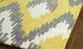 Yellow Area Rug Rugs Yellow And Gray Rug Unforeseen Yellow And Gray Modern Rug