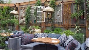los patios menu estrella sunset boulevard opens tonight a hippie oasis restaurant