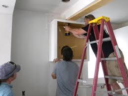 wrap a ceiling girder with tos diy
