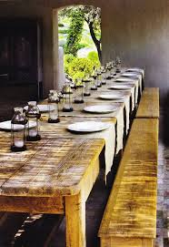 picnic table dining room sets small rustic dining table tags unusual plank kitchen table