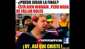 Memes De Lionel Messi - lionel messi y gonzalo higua祗n son el blanco de memes tras final
