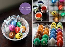 diy craft 22 easter egg decorating ideas atelier christine