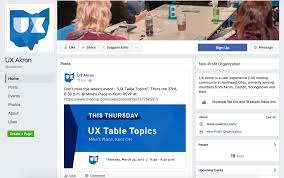 Table Ux Ux Akron Communications And Marketing Christopher Hallahan