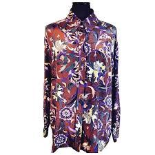dvf blouse vintage diane furstenberg silk blouse shop stylaphile