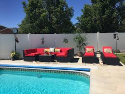 Swimming Pool Furniture by Site Ohanawickerfurniture Com Blog Sunbrella Covers