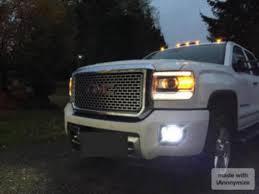 2015 gmc sierra fog lights 15 led fog lights page 2 chevy and gmc duramax diesel forum