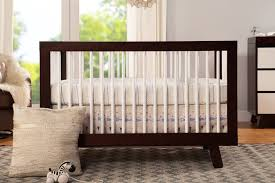 Bed Crib Hudson 3 In 1 Convertible Crib With Toddler Bed Conversion Kit