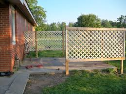 Backyard Privacy Screens Trellis Affordable Privacy Fence Donnesia U0027s Picks Pinterest Patio