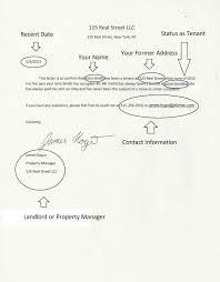Tenant Reference Letter Sample James Kogut Douglas Elliman Real Estate