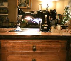 Sewing Machine Cabinets For Pfaff Fly Tying Mountain My Pfaff 130 A Beautiful Antique Sewing