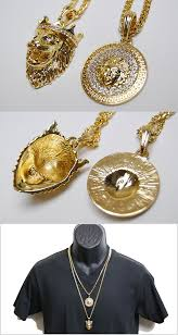 double necklace set images Solt and pepper rakuten global market no brand now brain medusa jpg