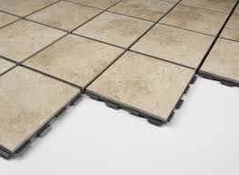 snapstone beige garage floor tiles of snap together tile