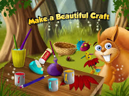 forest animals arts and crafts android apps on google play