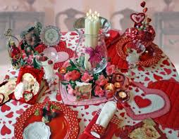 Valentines Day Table Decor by Sweet Valentine U0027s Day Table Decorations Decorating Of Party