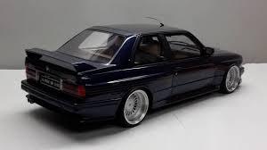 bmw e30 model car bmw 1 18 e30 alpina b6 3 2 conversion bmwdiecasttuning model car