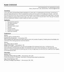 Resume For A Cleaning Job by Best Server Resume Example Livecareer