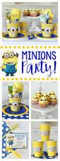fun minion party ideas for a birthday u2013 fun squared