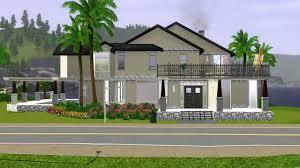 mod the sims breeze beach house