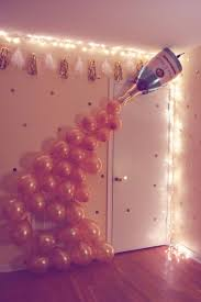 How To Decorate Birthday Party At Home by Best 10 Glitter Party Decorations Ideas On Pinterest Clear
